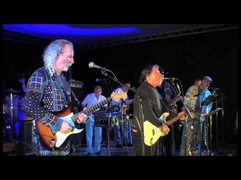 Brooks Reid and The All Start Big Band at Fernstock X-