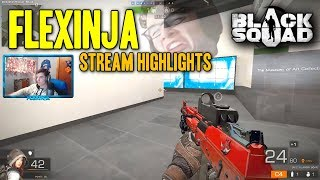 casual stream highlights for my Black Squad audience 😘
