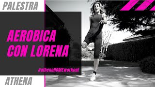 Athena Home Workout Lorena Cardio