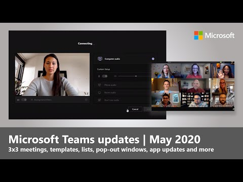 Microsoft Teams Updates | May 2020 and Beyond