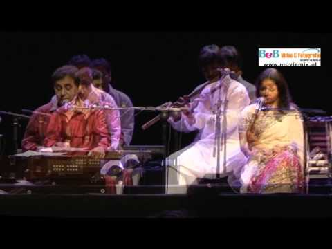 Mousumi Oberoi performing with Jagjit Singh in the Netherlands part 1
