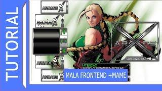 Configurando Mala Frontend / Mala Frontend + MAME setup