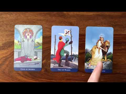 Daily Tarot Reading for 20 January 2018 | Gregory Scott Tarot