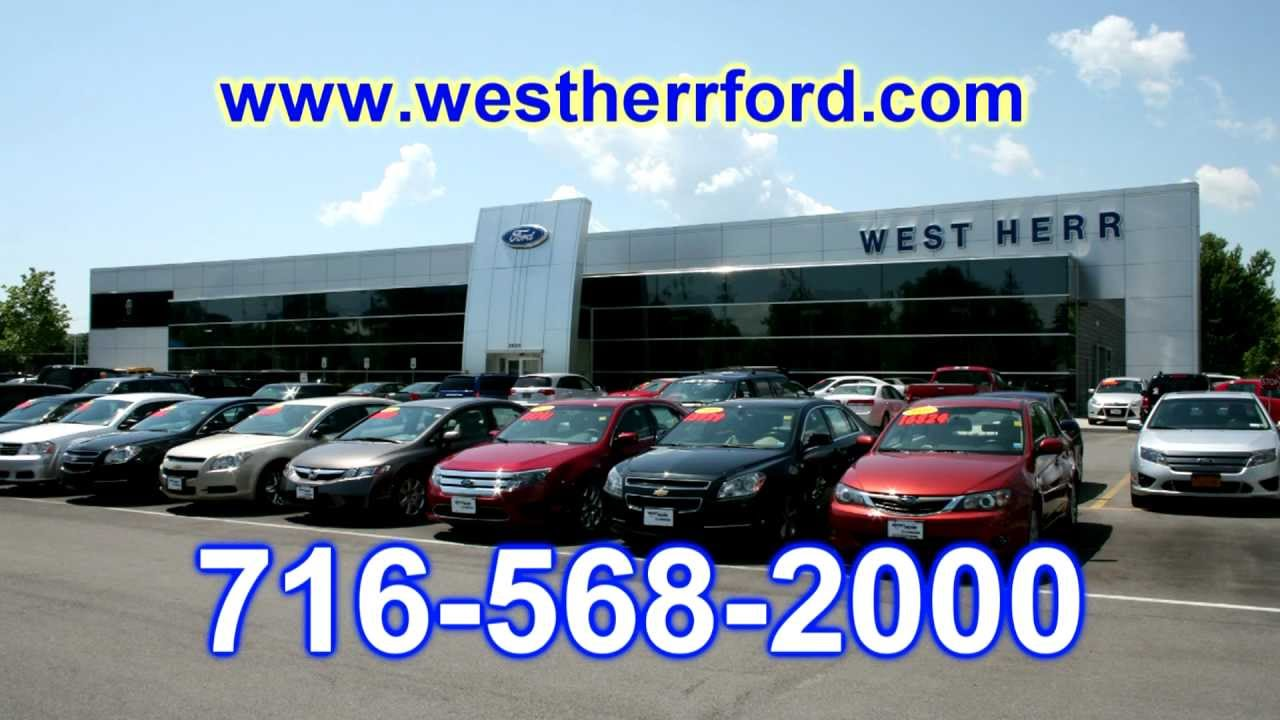 West Herr Ford Amherst >> Amherst, NY Ford Dealer | West Herr Ford Lincoln - YouTube