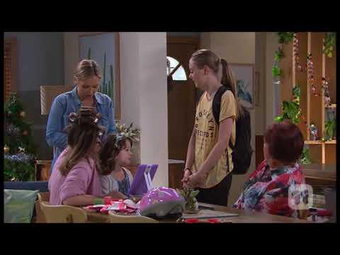 [Neighbours] 7750 Sonya & Nell & Steph & Angie & Willow Scene