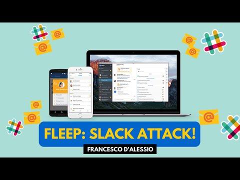 Fleep: Slack ATTACK! 🔥