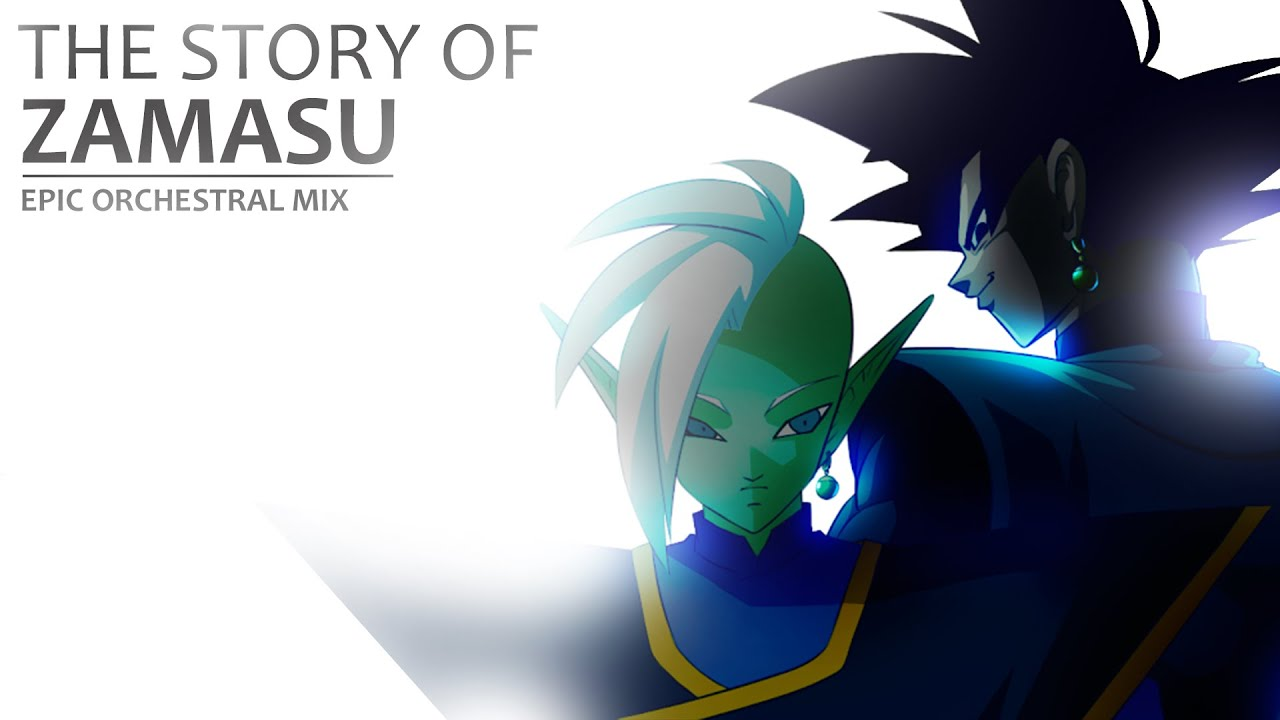 The Story of Zamasu
