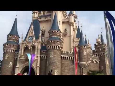 【TDL】Complete Walk-Through at Tokyo Disneyland 2017.06.11(SUN)