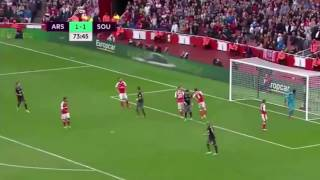 Video Arsenal vs Southampton 2-1 All Goals & Highlights 10/09/2016 download MP3, 3GP, MP4, WEBM, AVI, FLV Oktober 2018