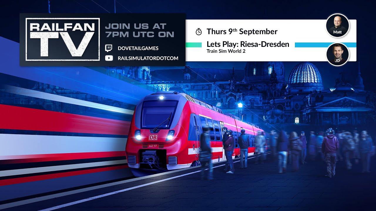 Let's Play Nahverkehr Dresden - Train Sim World 2