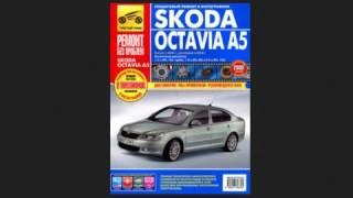 Skoda Octavia A5  Пошаговый ремонт в фотографиях
