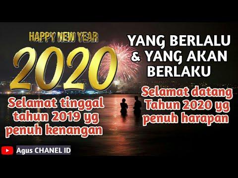 Kata Spesial Ucapan Selamat Tahun Baru 2020 Terkeren Mantap Renungan Motivasi