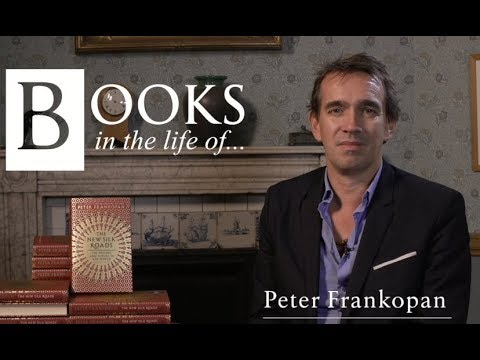 Books In The Life Of | Peter Frankopan