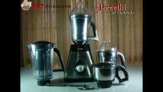 Preethi Steele Mixer