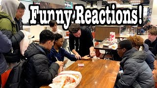 Crazy Magic Reactions!   Stand Up Monte