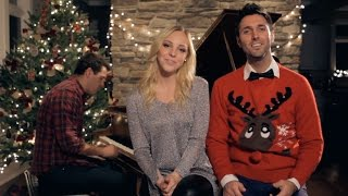 Heather Janssen & Greg Sykes •• 'Sweet Tennessee Christmas' Medley