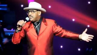 Eddie Holman Hey There Lonely Girl Live 2018