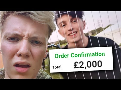 I paid $2000 to meet morgz