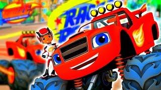 Вспыш и чудо машинки карнавал все серии подряд игр мультфильма Вспыш и чудо машинки