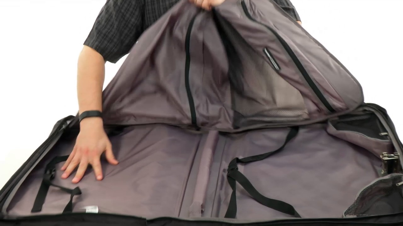 f44ec821a Travelpro - Maxlite® 4 - Bifold Garment Sleeve SKU:8757452 - YouTube