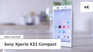 Sony Xperia XZ1 Compact Recenzja | Robert Nawrowski