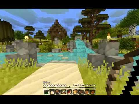 Minecraft zaragoza the tourist ep 3 los jardines youtube for Jardin zaragoza