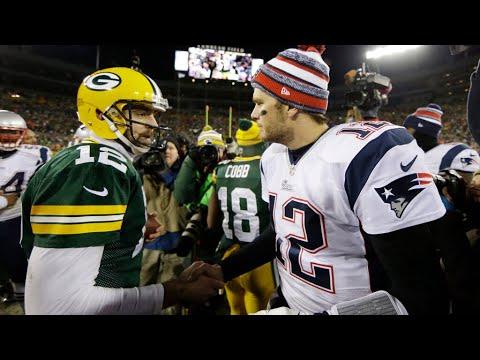 "Green Bay vs. New England ""Rodgers-Brady l"" (2014 Week 13) Green Bay's Greatest Games"