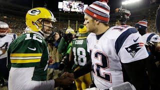 Green Bay vs. New England