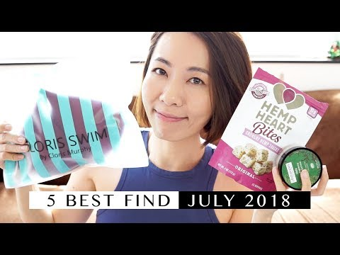 5 Best Find in July 2018 | Gobby Hong