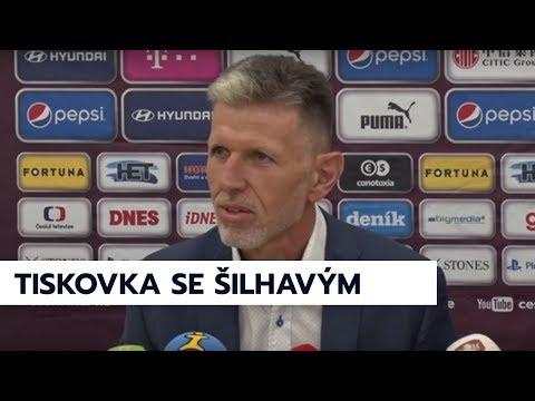Tisková konference s novým trenérem české reprezentace