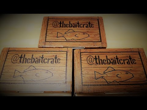 January Bait Crate Unboxing | Is this the best Bait Crate EVER??
