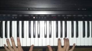 I'm All Over It (Jamie Cullum) - MR Piano Tutorials