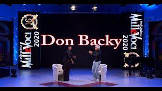 Don Backy, la voce - da MilleVoci 2020 ©