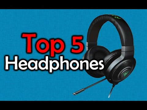 Best Headphones for Music & Gaming | Top 5 Wired & Wireless Headphones 2017
