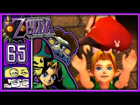 Moggy & Jonny lieben The Legend Of Zelda: Majoras Mask! - [L