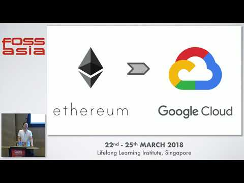 Bitcoin in BigQuery: blockchain analytics on public data - Allen Day- FOSSASIA 2018