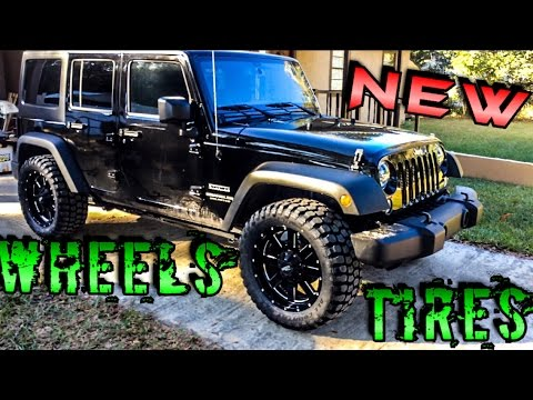 Jeep Jk Tires and Wheels