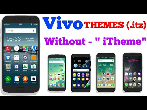 VIVO THEMES - without