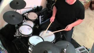 Black Magic Woman/Gypsy Queen -Santana (Drum Cover)