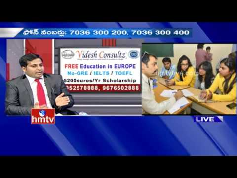 Videsh Consultz - Best Consulantcy for Study in Europe | Career Times | HMTV