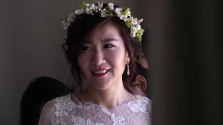 Presidio Golf Course Wedding Video Same Day Edit