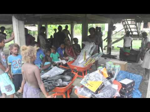 Cash for Work Fiji and Solomon Islands Experience