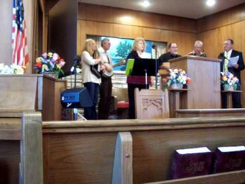 Revival at Mulkeytown Christian Church.MOV