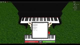 Your Reality - Roblox Piano (sheet in desc)