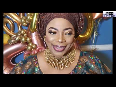Download HIGHLIGHTS FROM PROPHETESS MARY OLUBORI'S 50TH 2020
