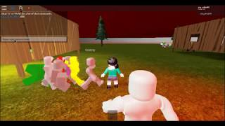 ROBLOX: I played the forbidden game from ROBLOX!