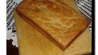 HOW TO MAKE MOIST BANANA BREAD