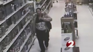 Crime Stoppers looks for cognac thief