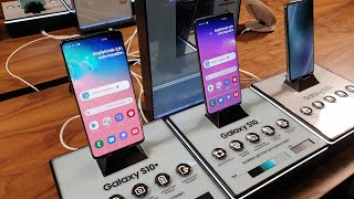 Samsung Galaxy S10 ve S10+ ön inceleme
