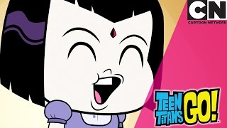 Teen Titans Go! | Baby Hands | Cartoon Network